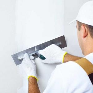 خشک کردن سریع گچ دیوار