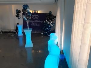 اجاره میز ال ای دی - وسایل زیباسازی مراسم - مجلس اریا